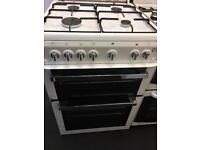 FLAVEL 60CM ALL GAS COOKER IN WHITE
