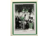 Signed Billy McNeill Photo
