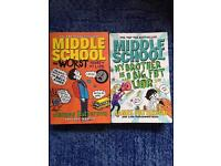 Middle school books