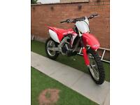 BRAND NEW HONDA CRF 450 RX