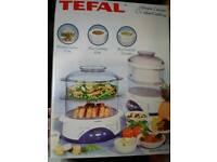 TEFAL STEAM CUISINE SLOW COOKER