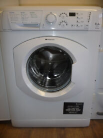 Hotpoint Style Washing Machine - 8 KG Load - A+ Rated