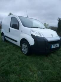 2011 diesel Van new MOT