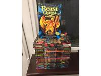 Beast quest books (19) for cheap