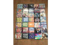 Cds 35 in total 10£ for the lot