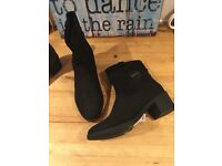 Brand New - New Look - Boots. Both pairs for £15. COLLECTION ONLY