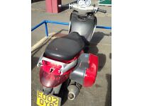 Piaggio Beverly 125cc Starts but damaged