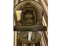 Cybex car seat for Mamas and Papas