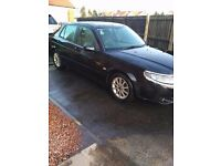 2008 SAAB 9-5 2.0T LINEAR FULL SAAB SERVICE HISTORY GREAT CONDITION (SWAP PX P/X PART EXCHANGE WHY?)