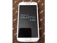 Samsung galaxy S4 GT-I9505 3 network