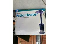 WINCHESTER PATIO GAS HEATER BRAND NEW