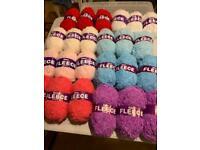Fleece Chunky Yarn