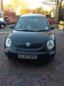 Volkswagen Beetle For Sale : New MOT, female owner, Low mileage, £2,400 O.N.O