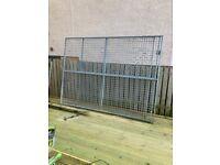 Galvanised Steel Panels