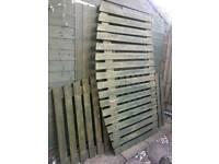 2x fence panels