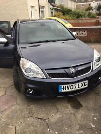 Vauxhall Signum 3.0l V6 diesel fabulous condition, top of the range SOLD