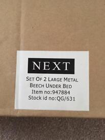 Next underbed storage containers