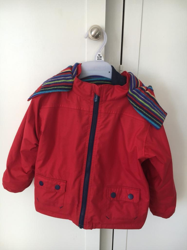 bdb2731f55ec Boys Coat 4-in-one JoJo Maman Bebe