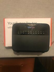 2 X TALK TALK ROUTERS