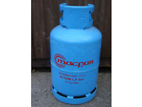 BRAND NEW FULL 13KG MAC GAS BOTTLE
