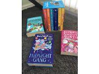 Selection of David Walliams books