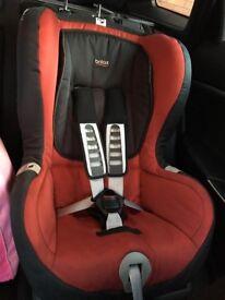 Britax Romer duo plus isofix stage 1 car seat