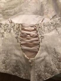 Wedding dress (size 16)