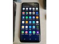 Samsung Galaxy S9 64GB, Coral Blue (EE-Virgin)
