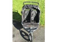 out and about nipper 360 double pushchair
