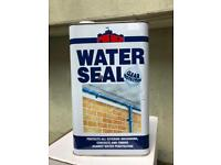 Water Seal Protection - 5 Litres UNOPENED