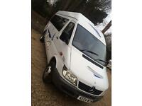 2004 Mercedes sprinter disabled access Campervan