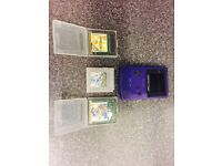 Nintendo Gameboy colour & games,Pokemon,Mario & Stuart little
