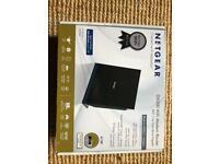 Netgear genie d6200 DSL / router hub gigabit ac1200 dual band Wi-Fi