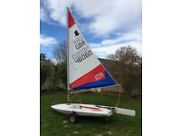 Topper Sailing Dinghy