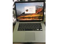 "MacBook Pro 15"" 2015 model 256GB"