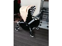 Bugaboo Bee Plus with limited edition hood