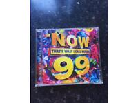 Now 99 CD