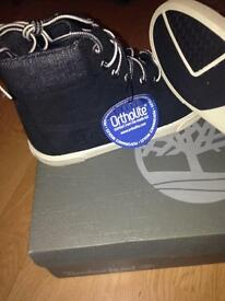 Ladies timberlands size 4 uk genuine