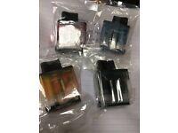 Full set brother fax printer cartridges LC900 LC950c LC47c LC09C LC41c