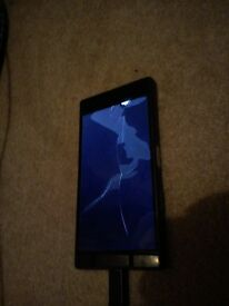 Sony xperia Z5 compact broken screen