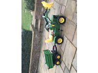 Children's Tractor for sale