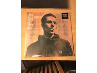 Liam Gallagher Why me? Why not. Vinyl