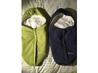 Silver Cross Surf footmuff accessories pack
