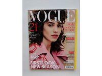 Vogue Magazine - Aug'17 UK