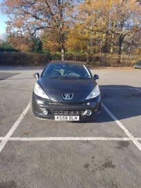 Peugeot 207 Covertible