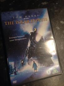 The Polar Express -DVD