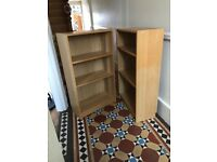Various Ikea Billy Bookcases
