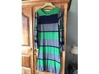 John Lewis Sweater Dress Size 10
