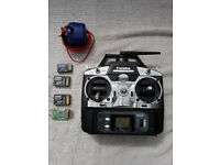 RC Helicopter and plane equipment