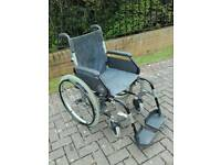 Wheelchair (*Foldable*)